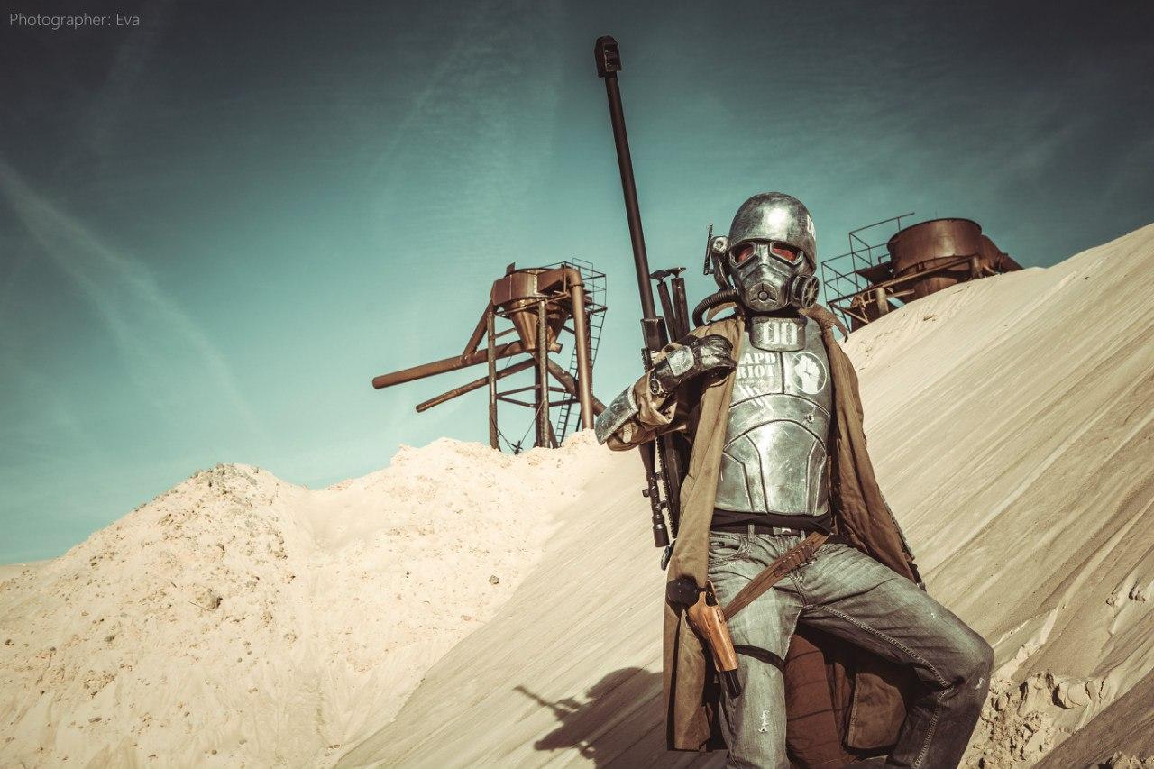 Fallout, Fallout New Vegas, cosplay, косплей, игры