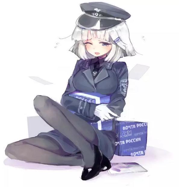 картинки, Почта России