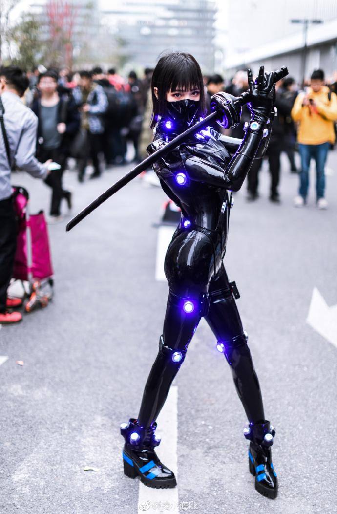 Gantz, фото, косплей, cosplay