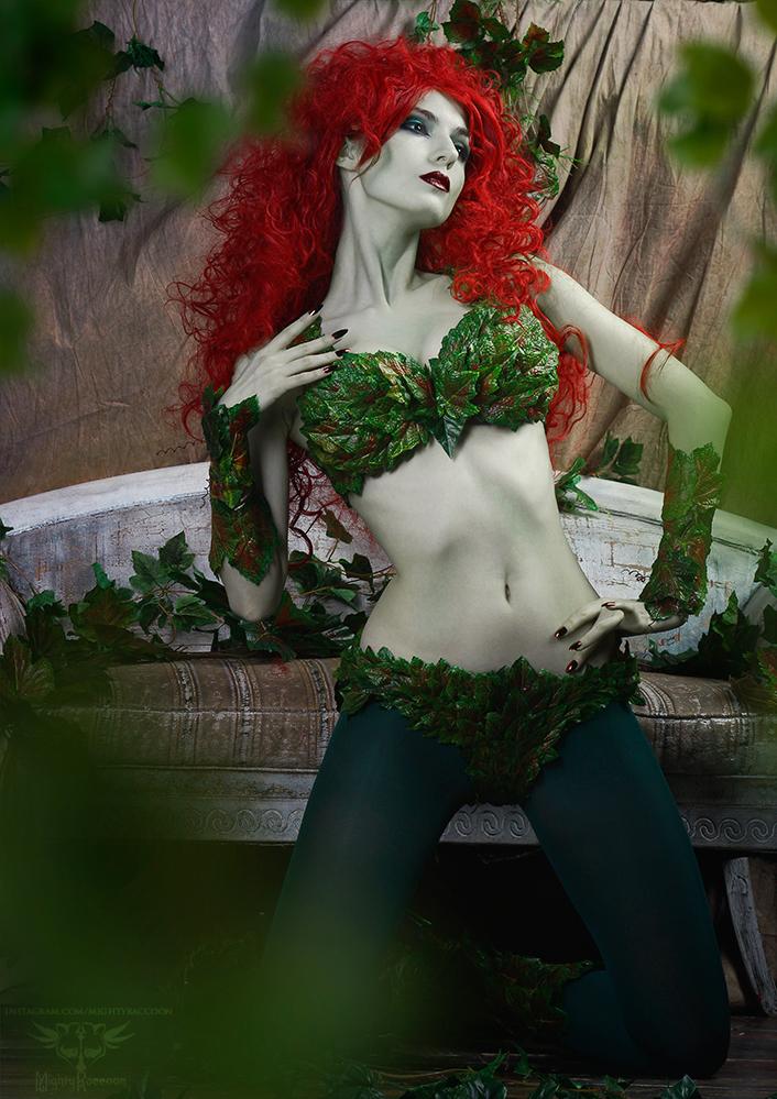 Poison Ivy, cosplay, косплей, Kirill Phogart, Alice Spiegel, фото