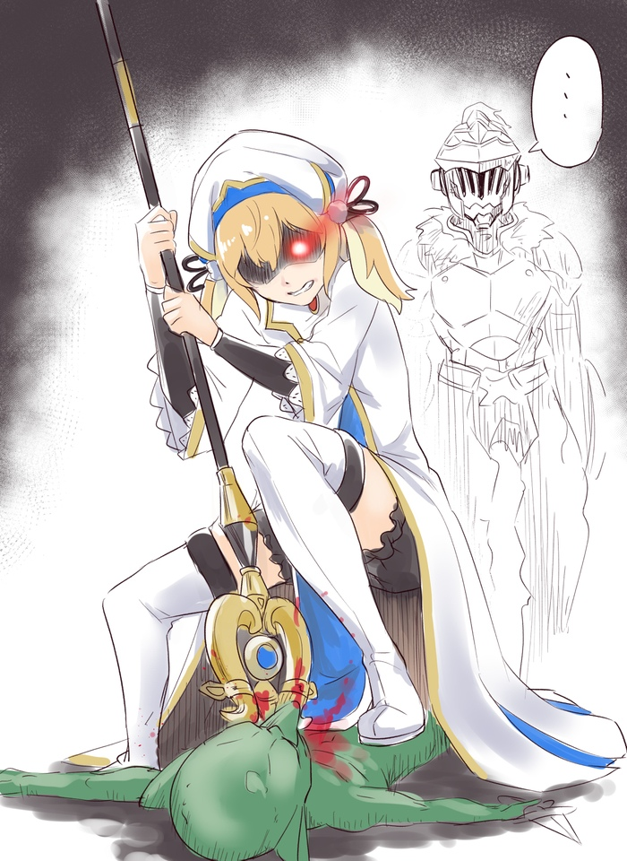 Goblin Slayer, картинки, anime