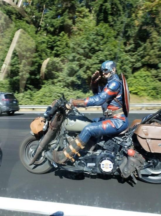 Капитан Америка, Первый мститель, фото, разное