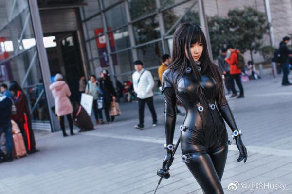 Reika Shimohira, Gantz, cosplay, косплэй