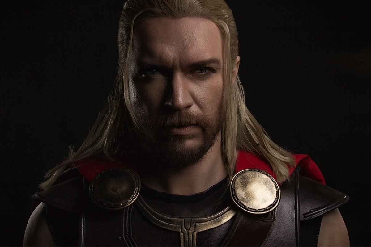 Тор, Marvel, косплей, cosplay