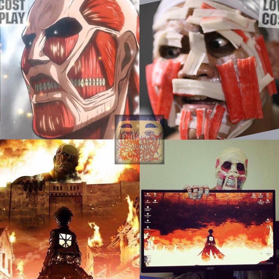 Attack on Titan, shingeki no kyojin, Атака титанов, lowcost cosplay, cosplay, косплей