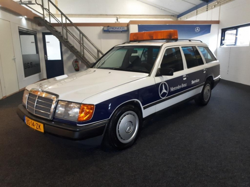авто, Mercedes W124, разное