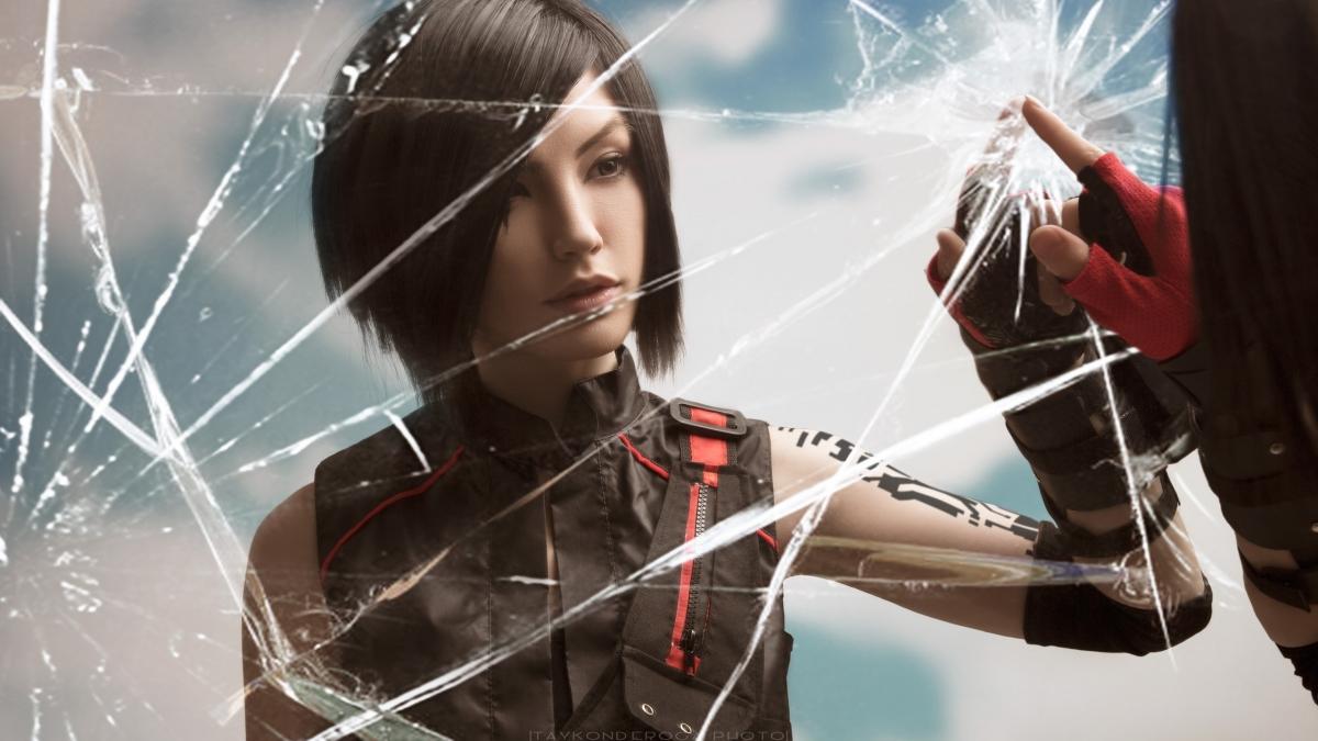 Mirror's Edge: Catalyst, Mirror's Edge, Фэйт, Александра Верс, косплей, cosplay, игры