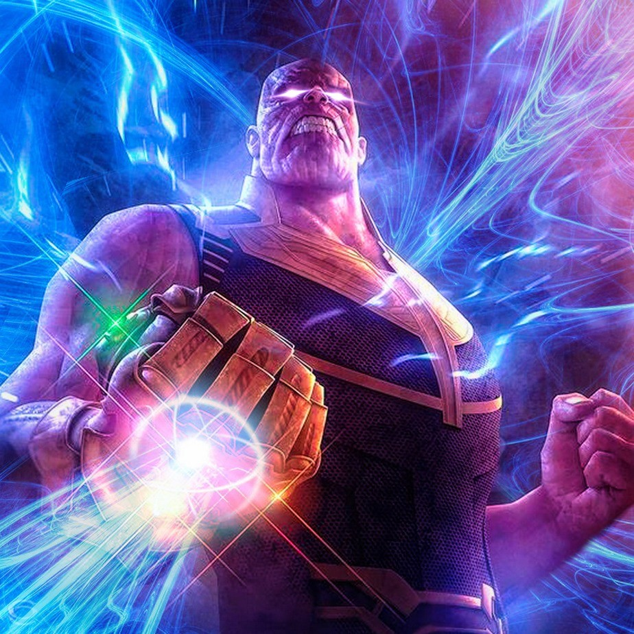 Танос, Thanos, art, арт, красивые картинки