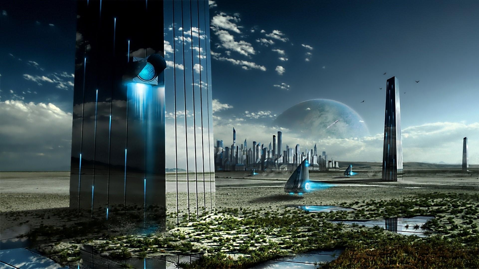 sci-fi, красивые картинки