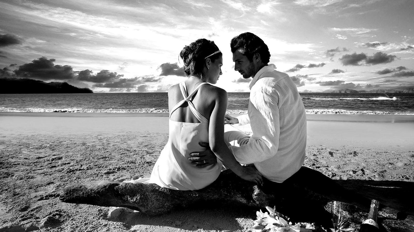 Черно-белые фото влюбленных, фото, черно-белые фото, разное