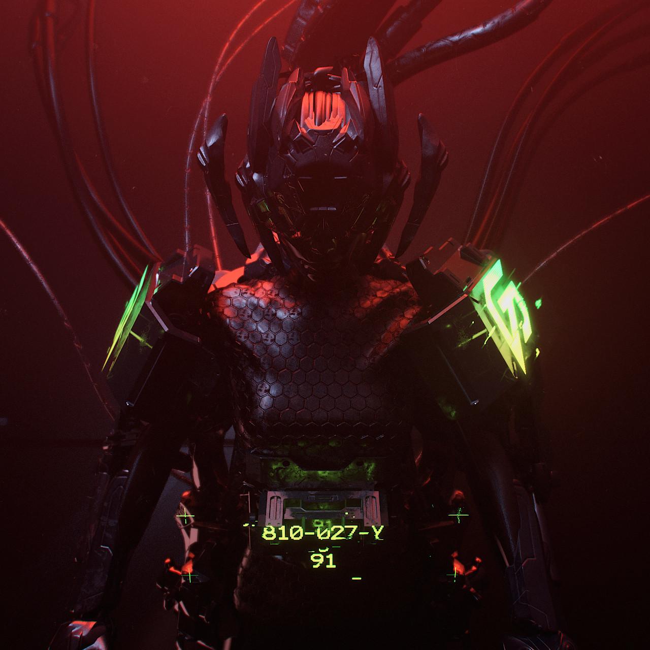 киберпанк, cyberpunk, art, арт, Gabriel Punsalang, gvokerart