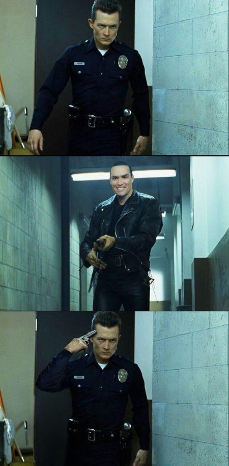 Terminator, Terminator 2: Judgment Day, Терминатор, Терминатор 2: Судный день, Александр Невский, картинки, прикольные картинки, юмор