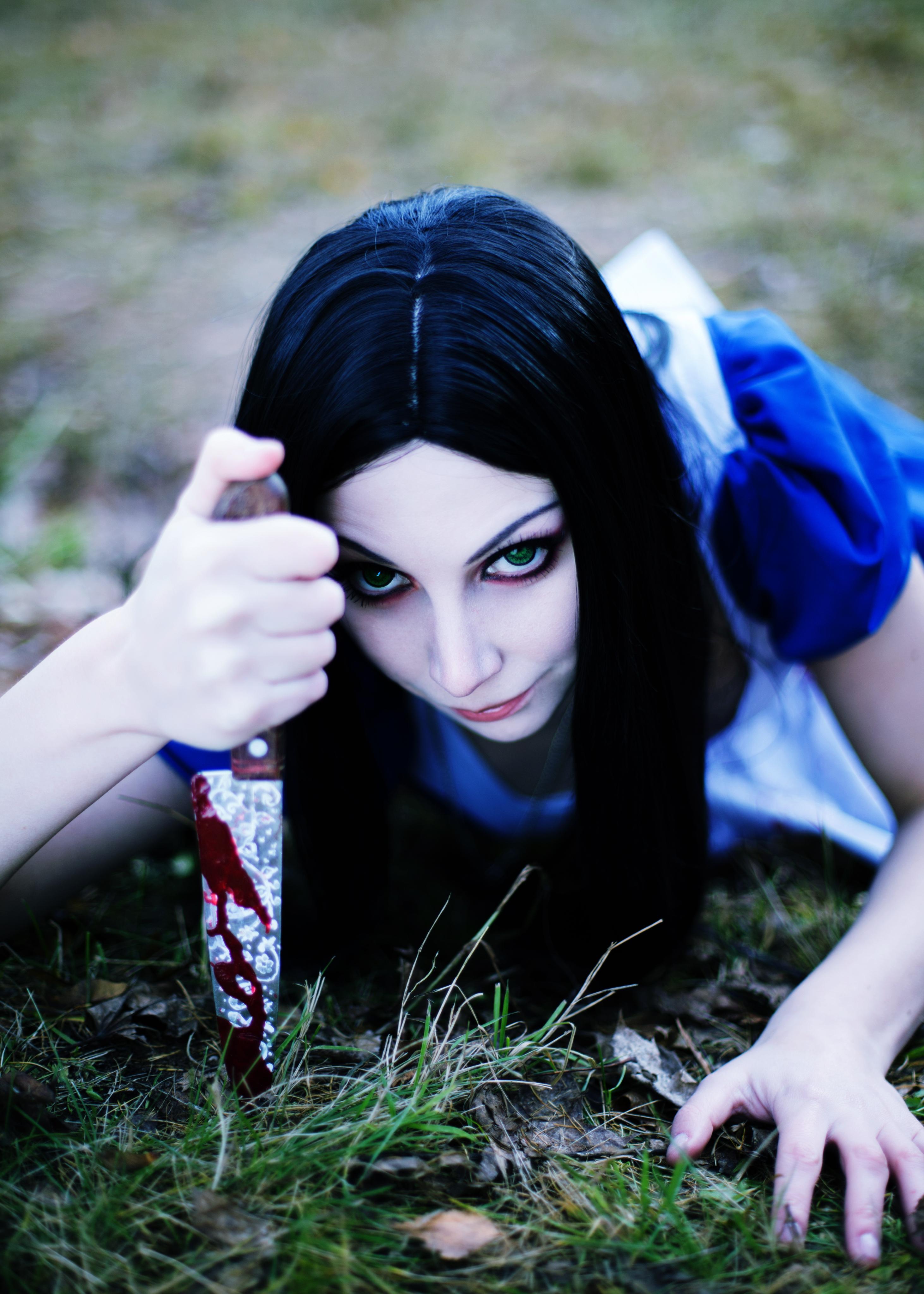 Alice: Madness Returns, Alice, Алиса, cosplay, косплей, игры