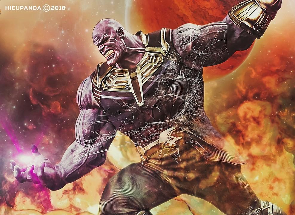 Танос, Thanos, art, арт