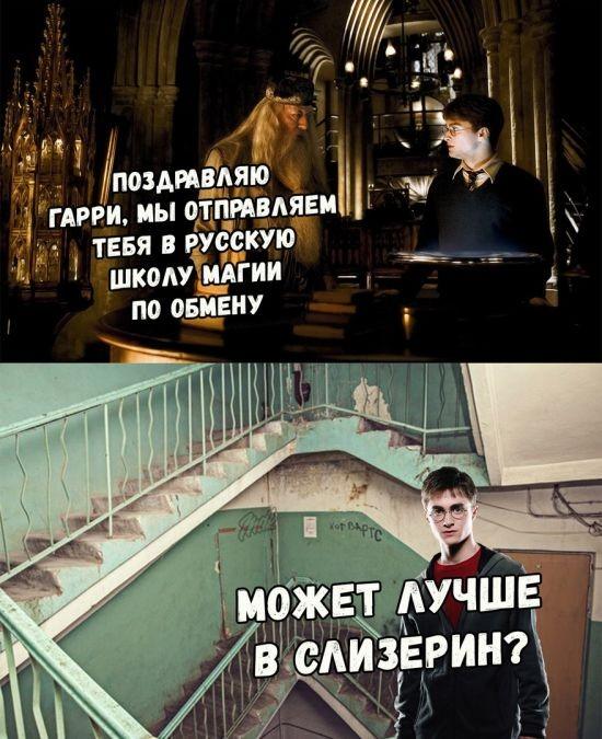 Гарри Поттер, Harry Potter, картинки, прикольные картинки