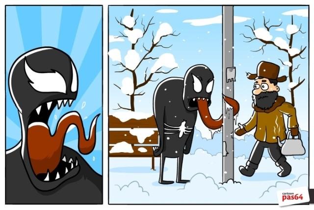 комиксы, Venom, Веном