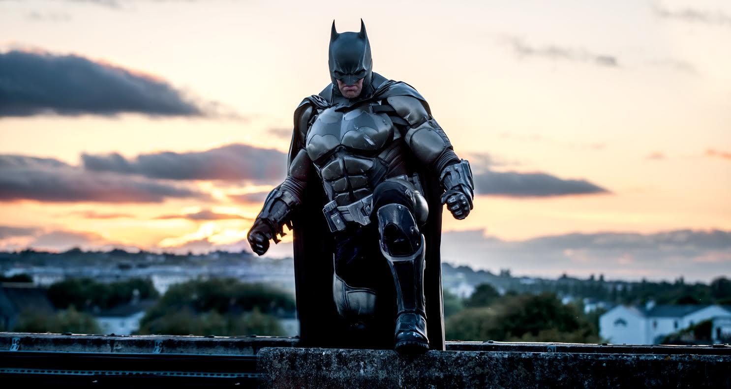Batmаn: Arkhаm Кnight, Batmаn, Бэтмен, косплей, cosplay, игры, Джулиан Чекли, Julian Checkley