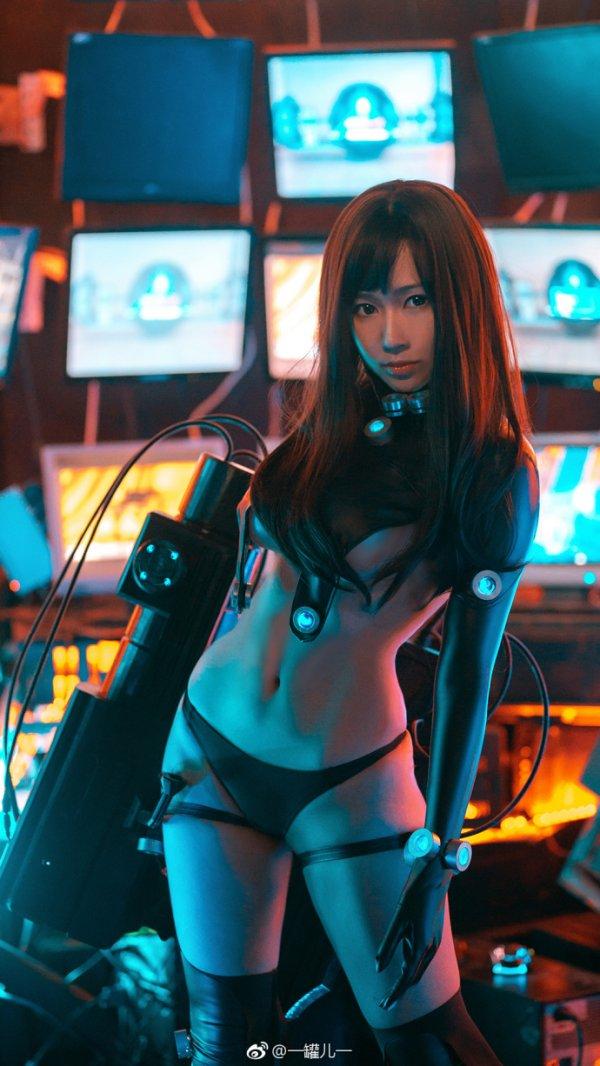 Gantz, cosplay, фото, косплей, девушка