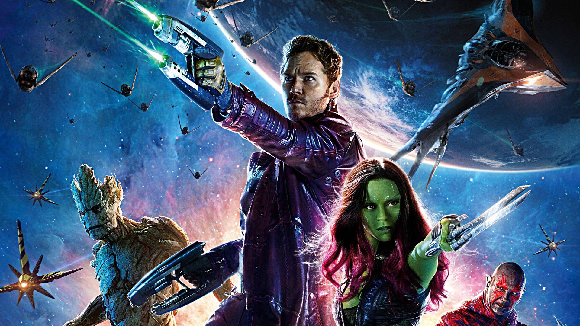 Guardians of the Galaxy, Стражи галактики, арт, art, красивые картинки