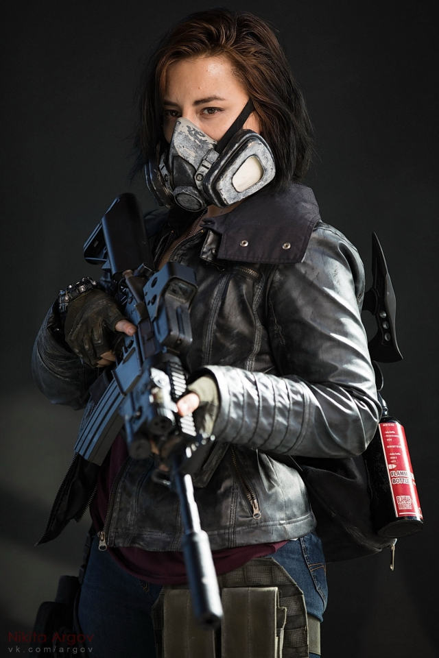 Tom Clancy's The Division, cosplay, косплей, игры