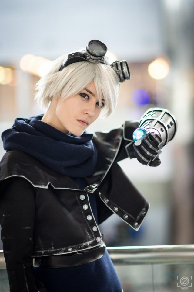 League of Legends, Frost Ezreal, cosplay, косплей, фото
