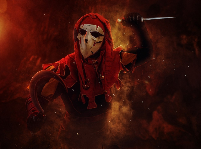 cosplay, Darkest Dungeon, игры, игровой косплей, косплей, Plague Doctor (Darkest Dungeon), Grave Robber (Darkest Dungeon), Jester (Darkest Dungeon)